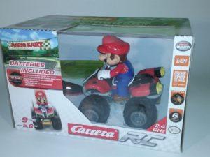 Carrera RC 370200996 – Mario KartTM 8, Mario Quad