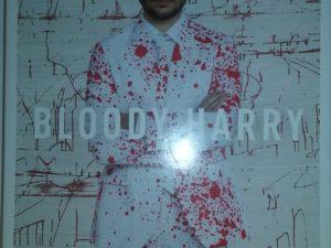 """Uzvalks """"Bloody Harry"""" EU56 izmērs"""