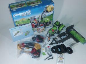 Playmobil 5121 – Traktors ar piekabi