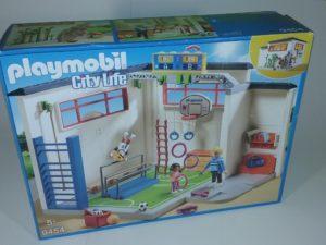 Playmobil 9454 Spēļu laukums, Vingrošanas zāle
