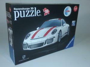 Ravensburger 3D puzzle 12528 Porsche 911R