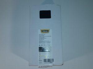 Fellowes plastmasas spirāles iesiešanai (ovālas), 32mm, melnas, 48 gab