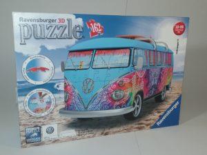Ravensburger 12527 – 3D puzle Volkswagen T1 Indian Summer