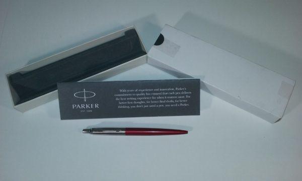 Parker Jotter Kensington Red C.C. pildspalva