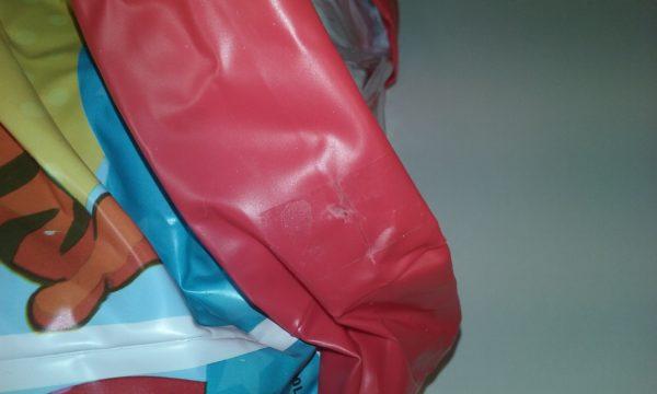 Simba 109331001 – Vinnija Pūka rāpošanas piepūšamais rullītis, 39 x 21 cm – DEFEKTS
