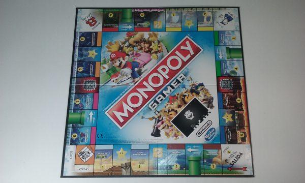 Monopoly Hasbro Mario Bros Version (C1815105) Spāniski