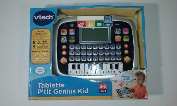 VTech 80-139475 – rotaļu dators bērniem – Franču valoda