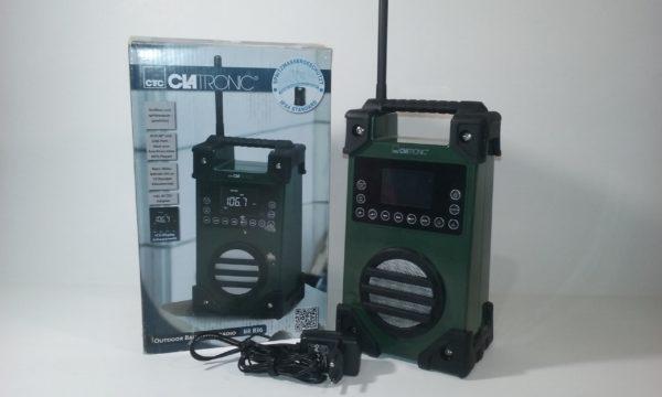 Clatronic CTC BR 836 ārpustelpu radio