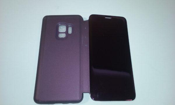 Boshanda Samsung Galaxy S9 maciņš-grāmatiņa flip case